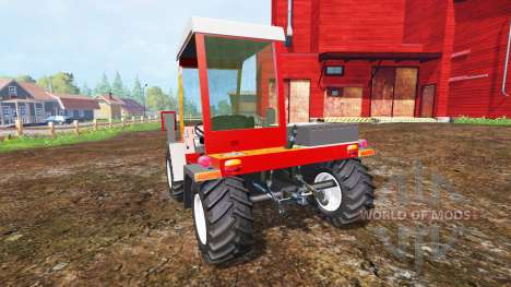 Reform Metrac G3 for Farming Simulator 2015