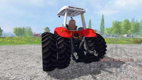 Massey Ferguson 7180 for Farming Simulator 2015
