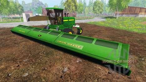 John Deere 4995 for Farming Simulator 2015