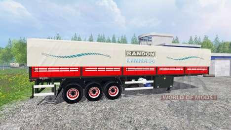 Graneleira Randon Linha R for Farming Simulator 2015