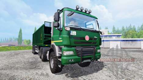 Tatra Phoenix T 158 6x6 [AgroTruck][multicolor] for Farming Simulator 2015