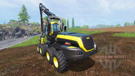 PONSSE Scorpion King v1.0 for Farming Simulator 2015