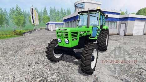 Torpedo 9006A v1.0 for Farming Simulator 2015