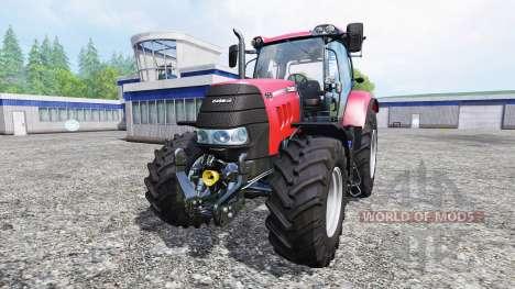 Case IH Puma CVX 165 [pack] for Farming Simulator 2015