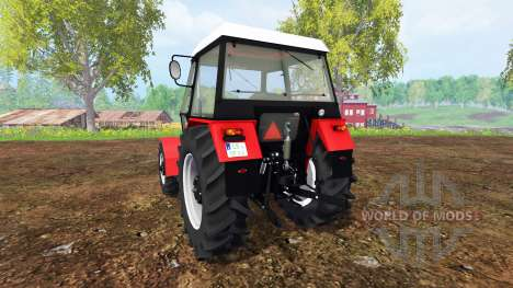 Zetor 7245 v0.1 for Farming Simulator 2015