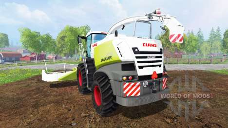 CLAAS Jaguar 870 v3.0 for Farming Simulator 2015