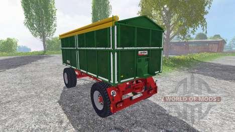 Kroger HKD 302 Agroliner for Farming Simulator 2015
