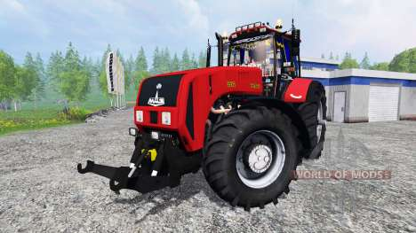 Belarus-3522 [twin wheels] v1.1 for Farming Simulator 2015