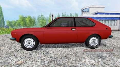 Fiat 128 3P Berlinetta 1978 for Farming Simulator 2015