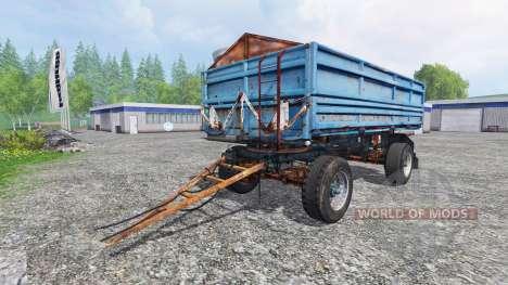 Panav BSS 10t for Farming Simulator 2015