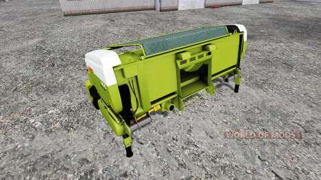 CLAAS PU 300 HD for Farming Simulator 2015