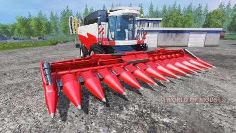 Geringhoff Mais Star Horizon 12-75 for Farming Simulator 2015