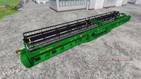 John Deere 645FD for Farming Simulator 2015