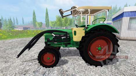 Deutz 5505 for Farming Simulator 2015