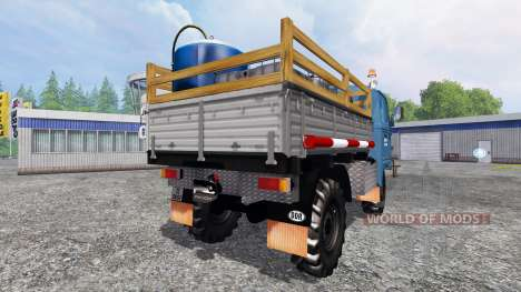 Robur LD 3000 v2.0 for Farming Simulator 2015