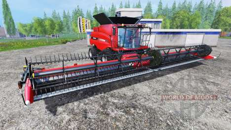 Case IH 3162 Draper 45FT for Farming Simulator 2015
