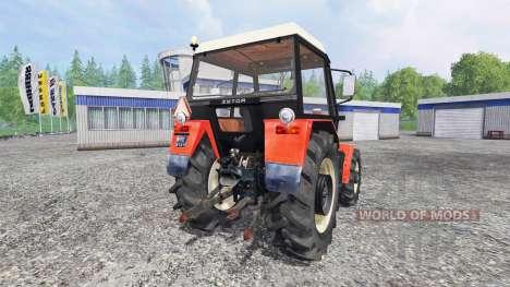 Zetor 7745 FL for Farming Simulator 2015