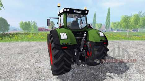 Fendt 1050 Vario [washable] for Farming Simulator 2015