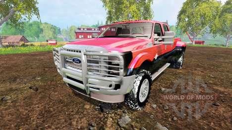 Ford F-450 Dually for Farming Simulator 2015