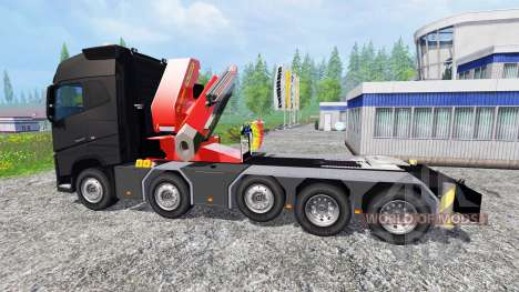 Volvo FH16 750 10X4 for Farming Simulator 2015