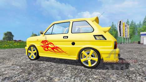 Fiat 126p [tuning] for Farming Simulator 2015