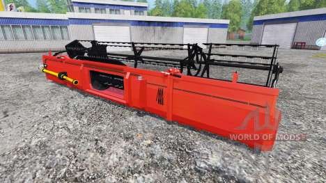 Geringhoff Harvest Star HV 660 for Farming Simulator 2015