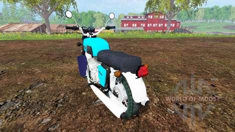 IZH Jupiter-4 for Farming Simulator 2015