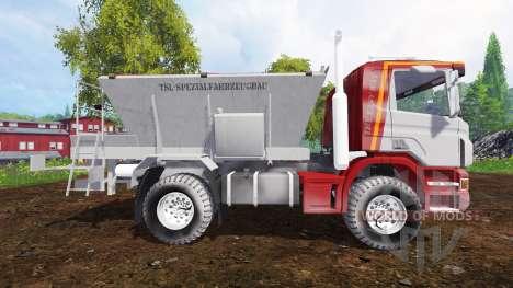 Scania P420 [sprayer] for Farming Simulator 2015