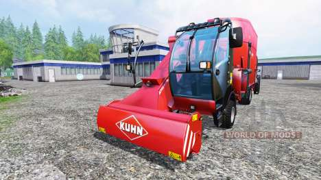 Kuhn SPW 25 for Farming Simulator 2015