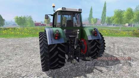 Fendt 820 Vario TMS v1.0 for Farming Simulator 2015