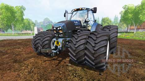 Deutz-Fahr Agrotron 7250 Warrior v6.0 for Farming Simulator 2015