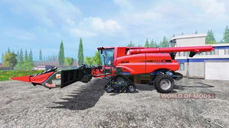 Case IH Axial Flow 9230 [turbo farbe] for Farming Simulator 2015