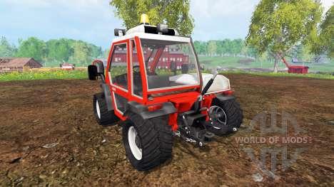 Reform Metrac H6 v1.0 for Farming Simulator 2015