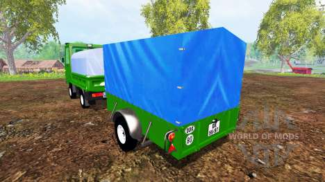 Multicar M25 for Farming Simulator 2015