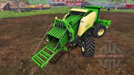 Krone Baler Prototype v2.1 for Farming Simulator 2015