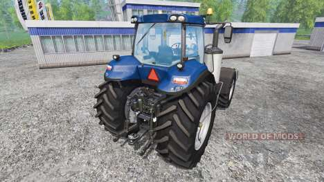New Holland T8.420 [blue power] v1.0 for Farming Simulator 2015