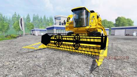 New Holland TC59 for Farming Simulator 2015