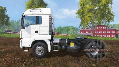 MAN TGS 18.440 [chip tuning] for Farming Simulator 2015