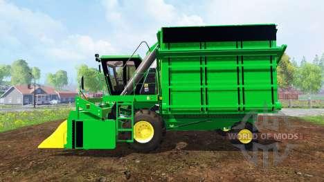 John Deere 9965 v2.0 for Farming Simulator 2015