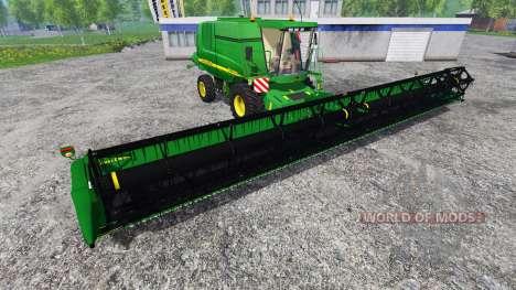 John Deere 645FD for Farming Simulator 2015