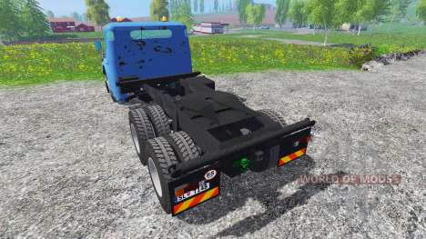 Tatra 148 for Farming Simulator 2015