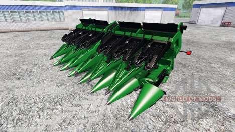 John Deere 980CF12 for Farming Simulator 2015