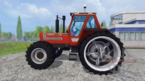 Fiat 160-90 v1.1 for Farming Simulator 2015