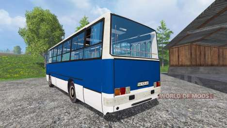 Ikarus 260 v2.0 for Farming Simulator 2015
