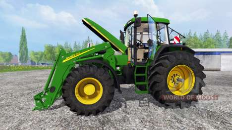 John Deere 7810 [washable][final] for Farming Simulator 2015