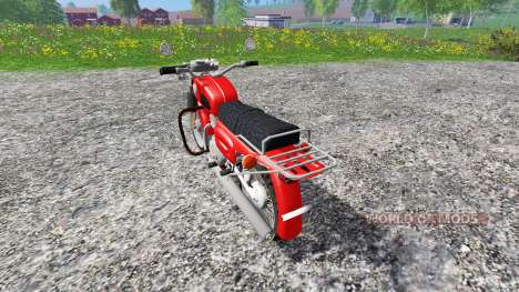 Voskhod-3M for Farming Simulator 2015