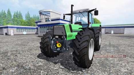 Deutz-Fahr AgroStar 6.81 for Farming Simulator 2015
