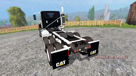 Caterpillar CT660 [edit] for Farming Simulator 2015