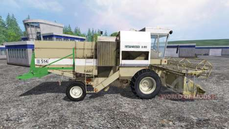 Fortschritt E 514 [pack] for Farming Simulator 2015