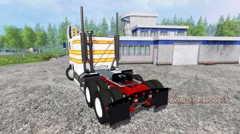 Freightliner FLB for Farming Simulator 2015